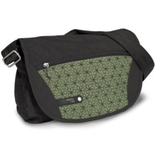 AmeriBag® Jazzmin Shoulder Bag in Green - Closeouts