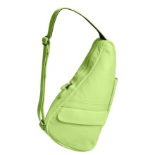 AmeriBag® Leather Healthy Back Bag® - Extra Small in Celery - Closeouts