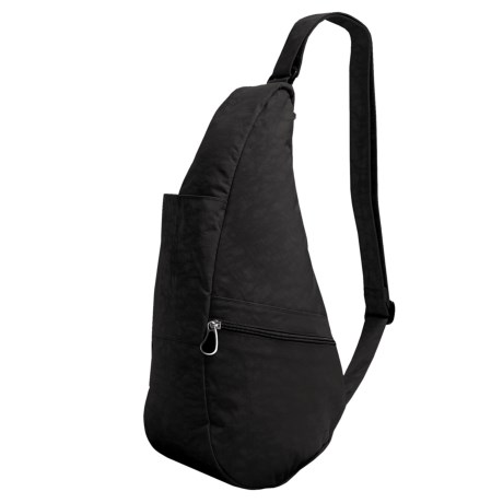 AmeriBag® Nylon Healthy Back Bag® - Extra-Small in Black