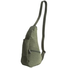 AmeriBag® Nylon Healthy Back Bag® - Extra-Small in Olive - Closeouts