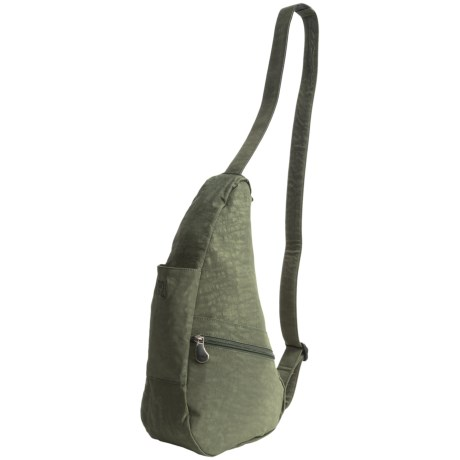 AmeriBag® Nylon Healthy Back Bag® - Extra-Small in Olive