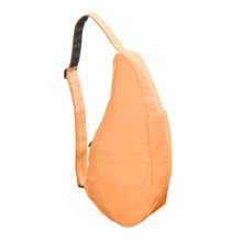 AmeriBag® Nylon Healthy Back Bag® - Small in Apricot - Closeouts