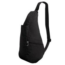 AmeriBag® Nylon Healthy Back Bag® - Small in Black - Closeouts