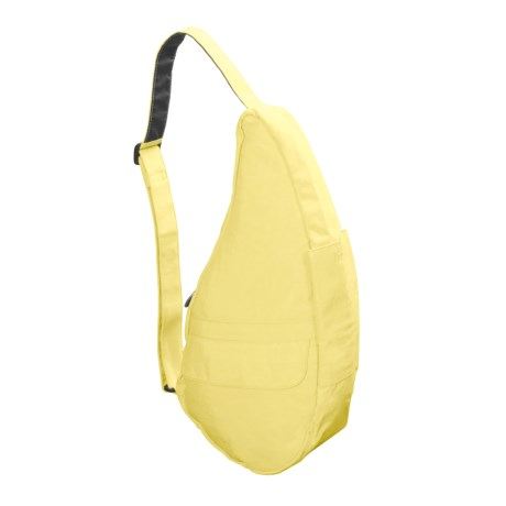 AmeriBag® Nylon Healthy Back Bag® - Small in Butter