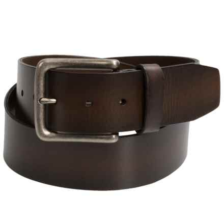 American Endurance Leather Belt (For Men) in Brown - Closeouts