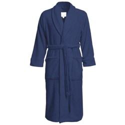 American Essentials Luxury Spa Robe (For Men) in Navy