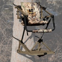 Ameristep Non-Typical Hitman Climbing Treestand in Realtree Ap - Closeouts