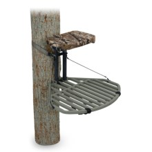Ameristep The Champ Hang-On Tree Stand in Realtree Ap - Closeouts