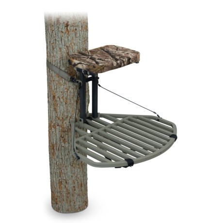 Ameristep The Champ Hang On Tree Stand