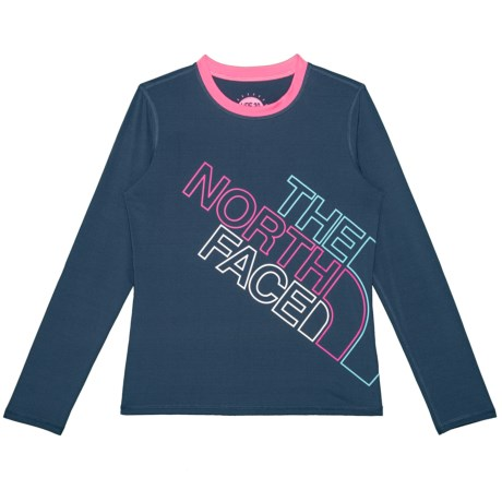 Image of Amphibious T-Shirt - UPF 30, Long Sleeve (For Little and Big Girls)