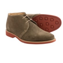 Anatomic & Co. Colorado Leather Ankle Boots (For Men) in Ochre - Closeouts