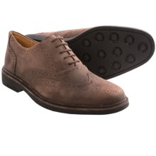 Anatomic & Co Gabriel Brogue Shoes (For Men) in Brown - Closeouts