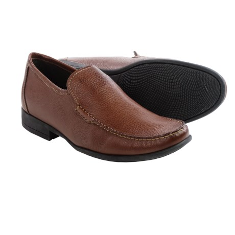 Anatomic and Co. Lagoa Leather Moccasins (For Men)