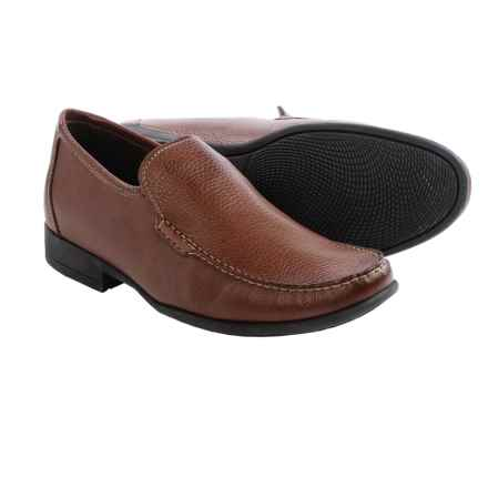 Anatomic & Co. Lagoa Moccasins - Leather (For Men) in Pinhao - Closeouts