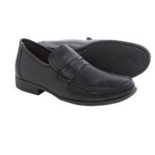Anatomic & Co. Laguna Leather Loafers (For Men) in Black - Closeouts