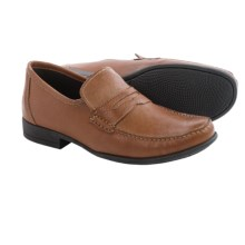Anatomic & Co. Laguna Leather Loafers (For Men) in Cognac - Closeouts