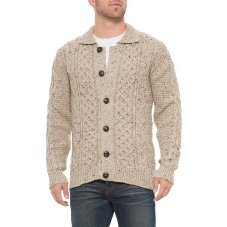 Image of Anderson Cardigan - Wool (For Men)
