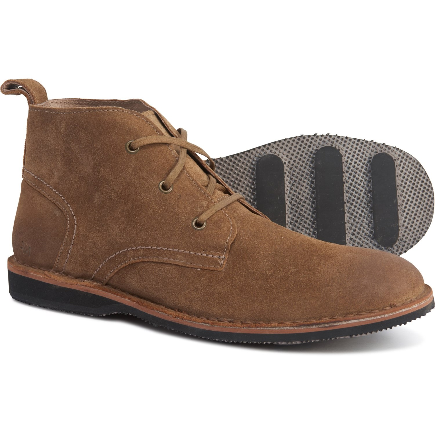 Andrew Marc Dorchester Chukka Boots (For Men) Save 41%