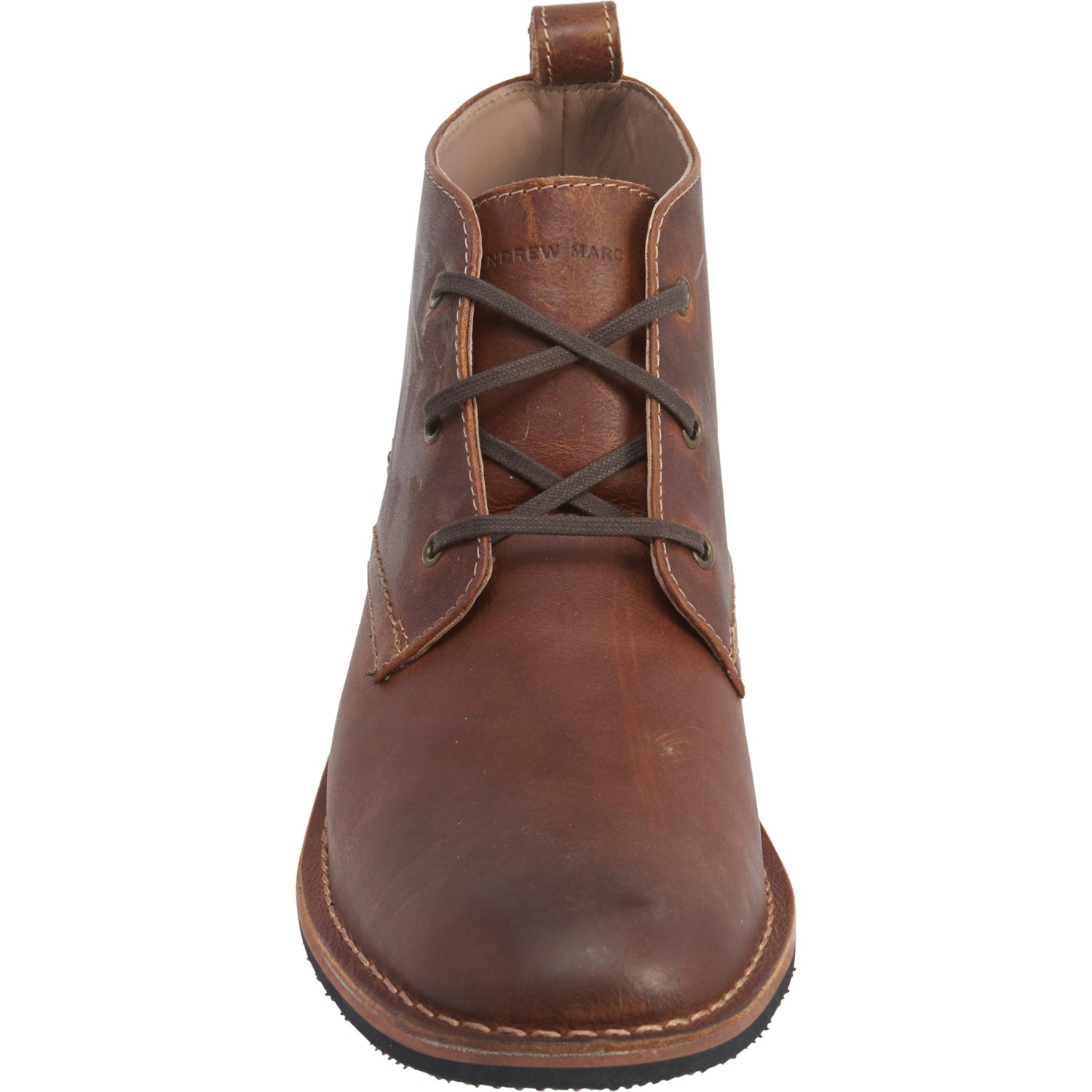 Andrew Marc Dorchester Chukka Boots Suede (For Men)