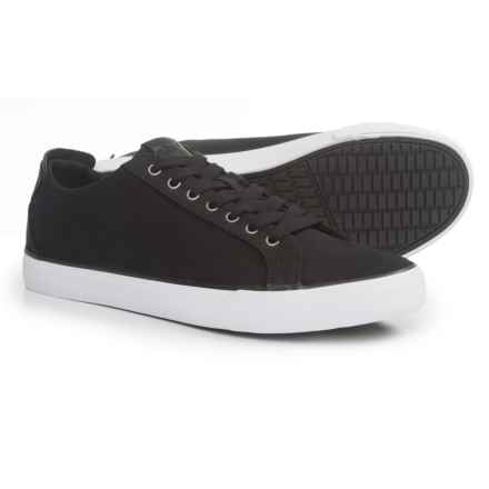 Andrew Marc Glenmore Sneakers (For Men) in Black/White - Closeouts