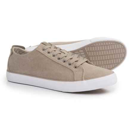 Andrew Marc Glenmore Sneakers (For Men) in Pebble/Grey/White - Closeouts
