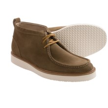 Andrew Marc Haven Chukka Boots (For Men) in Caribou/White/Dark Cymbal - Closeouts