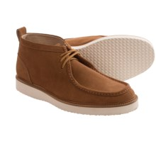 Andrew Marc Haven Chukka Boots (For Men) in Walnut/White/Dark Cymbal - Closeouts