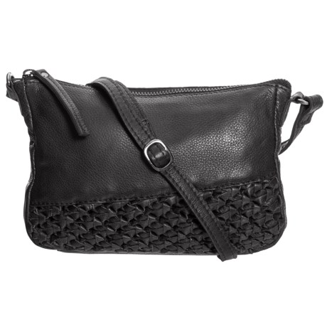 Image of Angel Crossbody Bag - Leather (For Women)