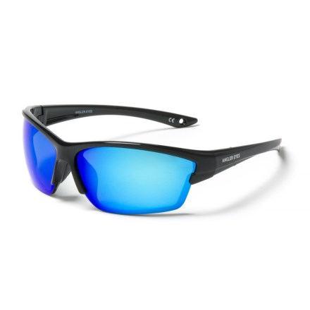 d615d50feac0 Angler Eyes Remora Mirror Sunglasses - Polarized in Black