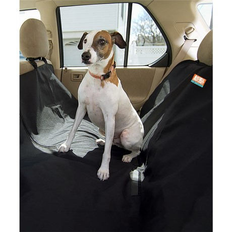Animal Planet Car Seat Cover for Dogs in Black