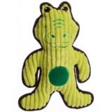 Animal Planet Jumbo Squeaker Beaver Dog Toy