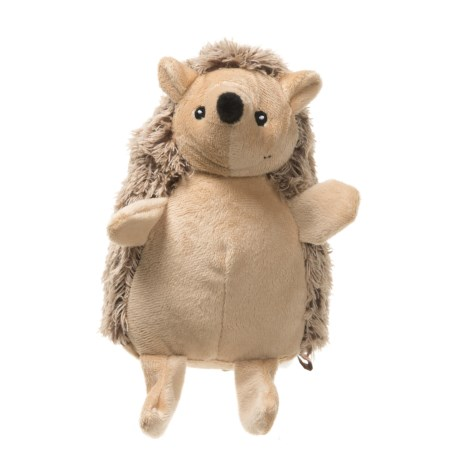 Animal Planet Plush Hedgehog Squeaker Dog Toy in See Photo