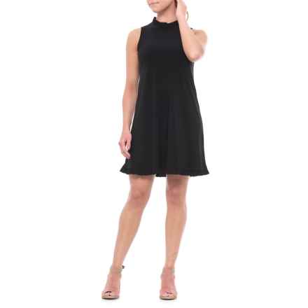 Annalee+Hope Ruffle Dress - Sleeveless (For Women) in Black - Closeouts