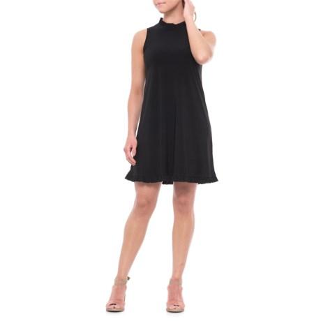 Annalee+Hope Ruffle Dress - Sleeveless (For Women) in Black