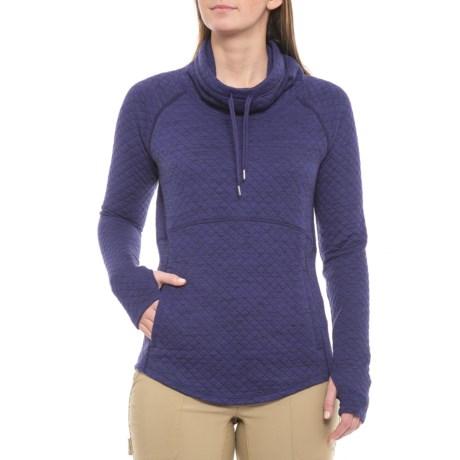 Annie Shirt - UPF 50, Long Sleeve (For Women) - DEEP DUSK (S )