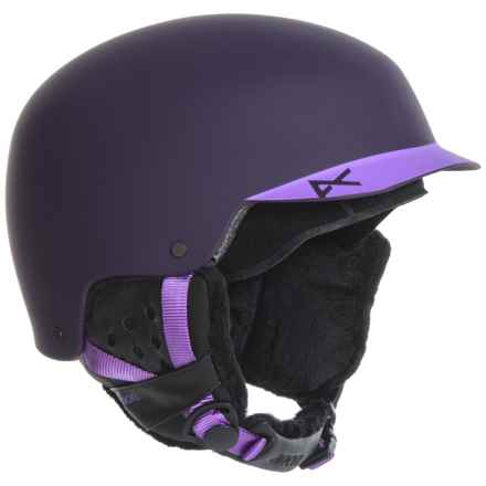 Anon Aera Snowsport Helmet (For Women) in Imperial Purple - Overstock