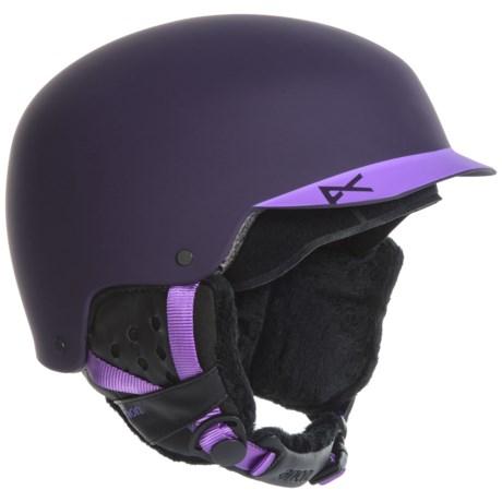 Anon Aera Snowsport Helmet (For Women) in Imperial Purple