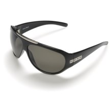 Anon Amos Sunglasses in Black/Grey - Closeouts