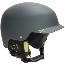 Anon Blitz Snowsport Helmet in Grey - Closeouts