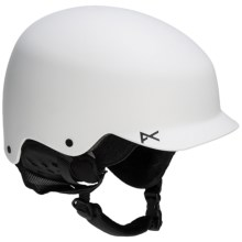 Anon Blitz Snowsport Helmet in White - Closeouts