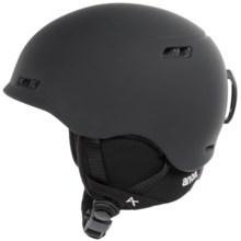 Anon Burner Ski Helmet (For Big Kids) in Black - Closeouts