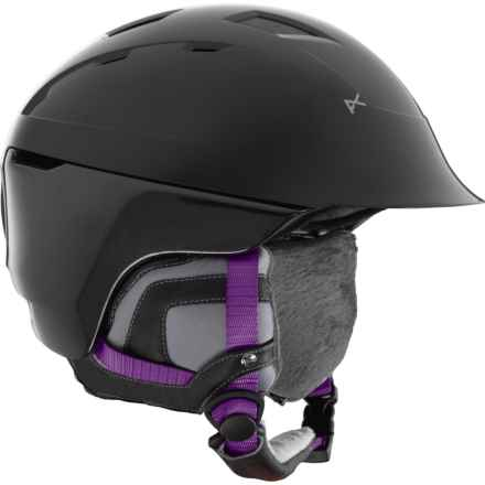 Anon Galena Ski Helmet (For Women) in Black - Closeouts