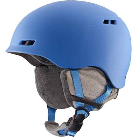 Anon Griffon Ski Helmet (For Women) in Morpho Blue - Closeouts