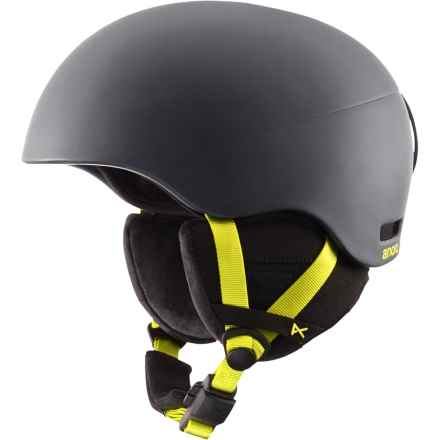 Anon Helo 2.0 Ski Helmet in Glitchy Gray - Closeouts