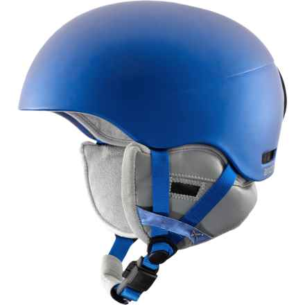 Anon Helo 2.0 Ski Helmet in Last Call Blue - Closeouts