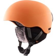 Anon Helo 2.0 Ski Helmet in Rubble Orange - Closeouts