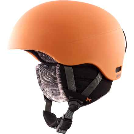 Anon Helo 2.0 Ski Helmet in Rubble Orange - Closeouts
