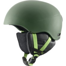 Anon Helo 2.0 Snowsport Helmet in Green - Closeouts