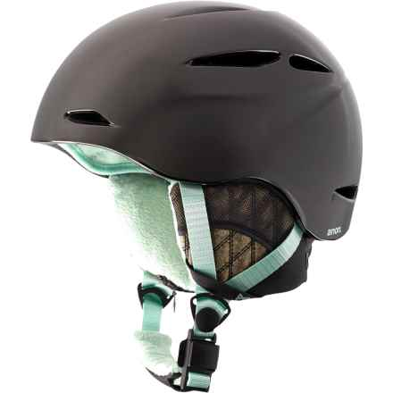 Anon Keira Ski Helmet (For Women) in Black - Closeouts