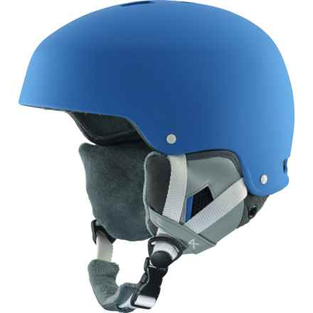 Anon Lynx Ski Helmet (For Women) in Morpho Blue - Closeouts